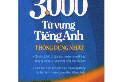 Phát âm 3000 từ tiếng anh thông dụng nhất (theo Đại học Oxford)