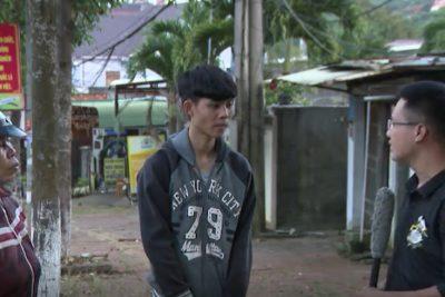 Thắp sáng ước mơ xanh – Em Nguyễn Minh Hưng, học sinh lớp 12A6, Trường THPT Gia Nghĩa, thị xã Gia Nghĩa, tỉnh Đắk Nông