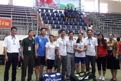 Trường THPT Gia Nghĩa tham gia Hội thao ngành Giáo dục – Đào tạo Đăk Nông chào mừng kỷ niệm 35 năm ngày Nhà giáo Việt Nam