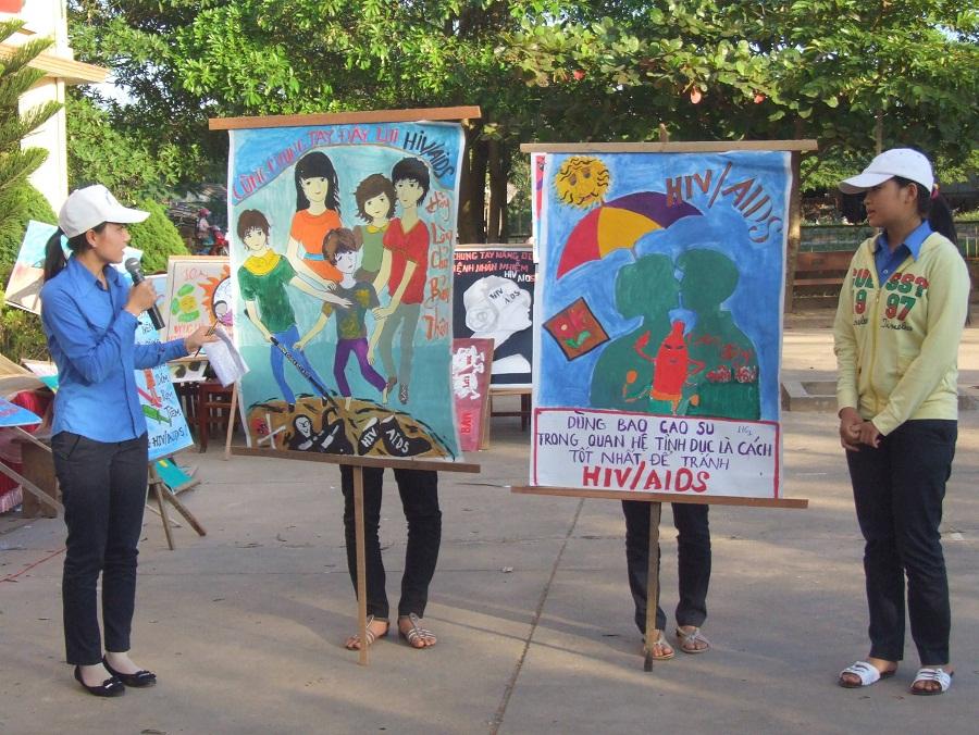 Tuyên truyền phòng chống tội phạm, tội phạm ma túy và  tệ nạn xã hội trong học sinh
